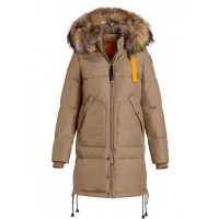 Parajumpers Long Bear Cappuccino пуховик женский