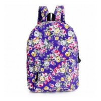 Рюкзак Canvas Flower Backpack арт.001