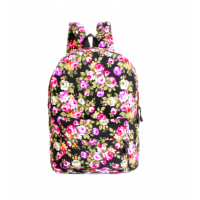 Рюкзак Canvas Flower Backpack арт.004