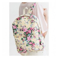 Рюкзак Canvas Flower Backpack арт.003
