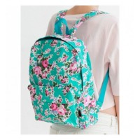 Рюкзак Canvas Flower Backpack арт.002